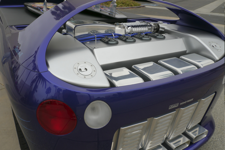 Toyota Ft 1 >> Hot Wheels Deora II – Five Axis