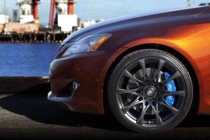 Lexus Isc Fsport X