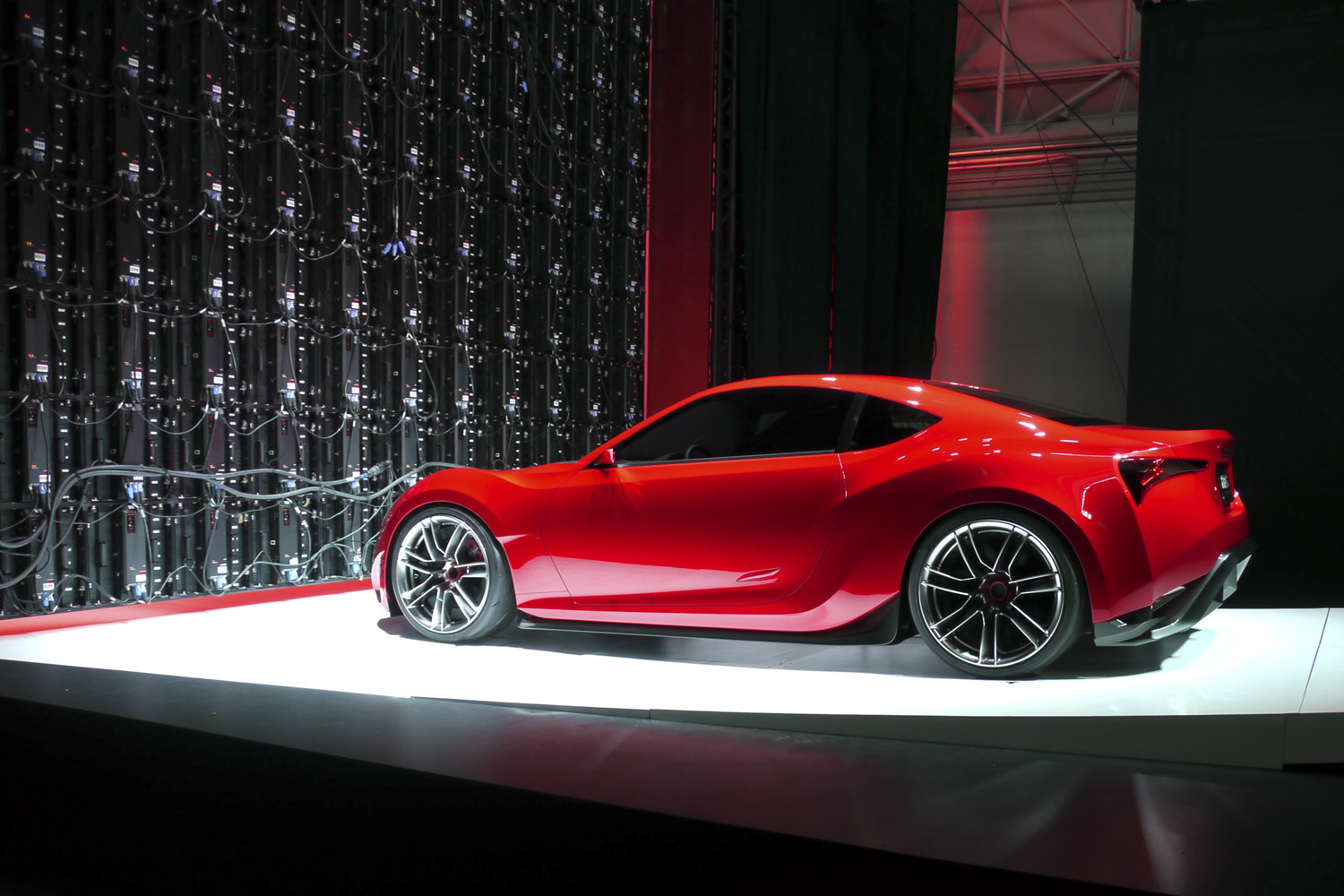 Scion FR-S Concept – Five Axis
