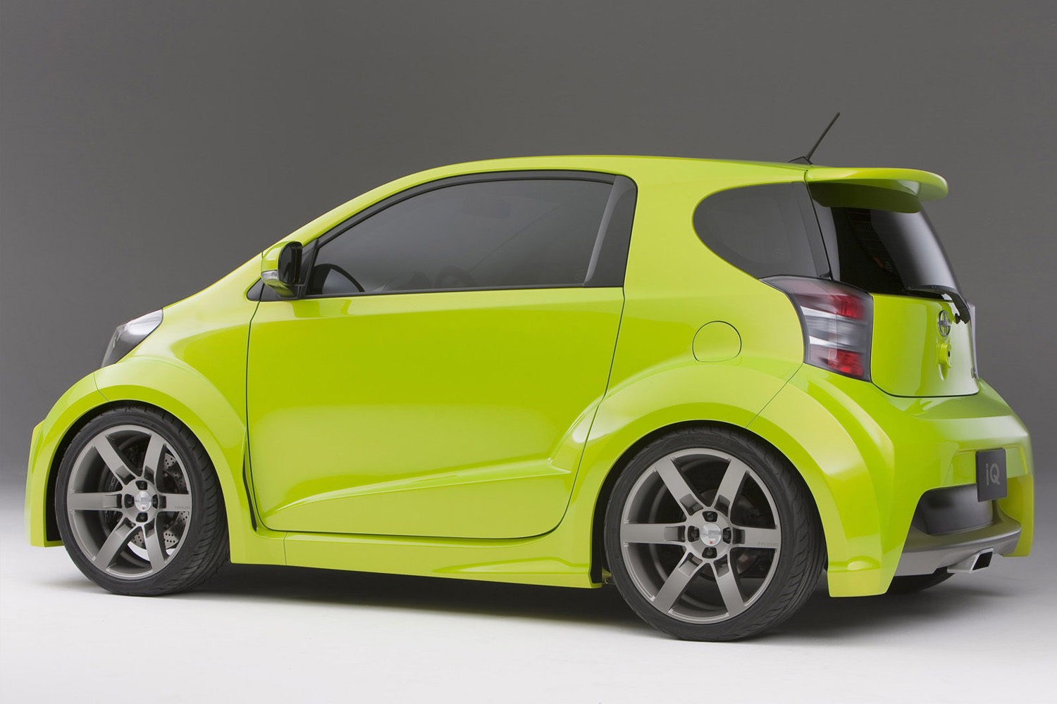 2016 Honda Element >> Scion iQ Concept – Five Axis
