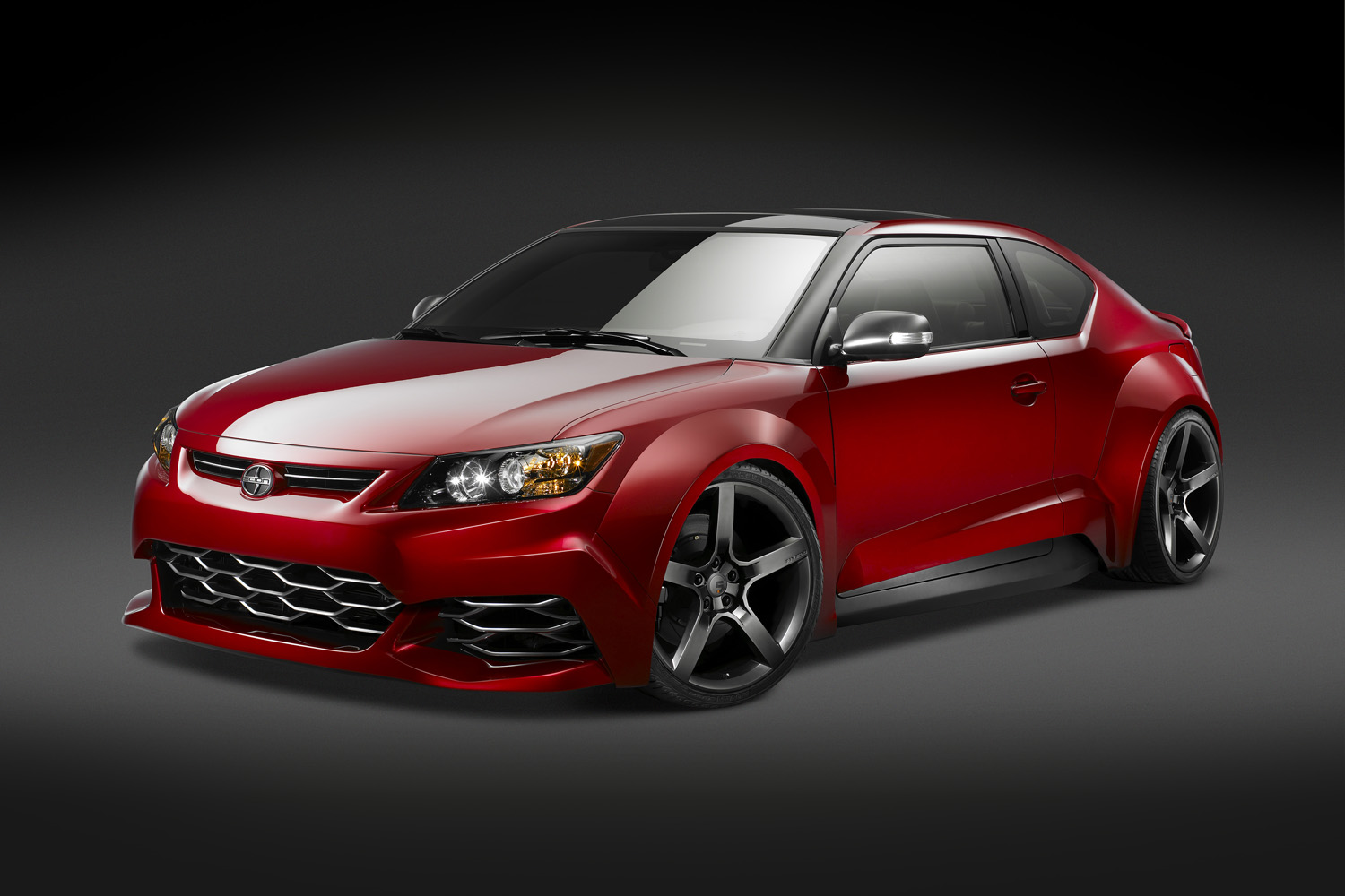 Scion Bloodshot Tc Five Axis