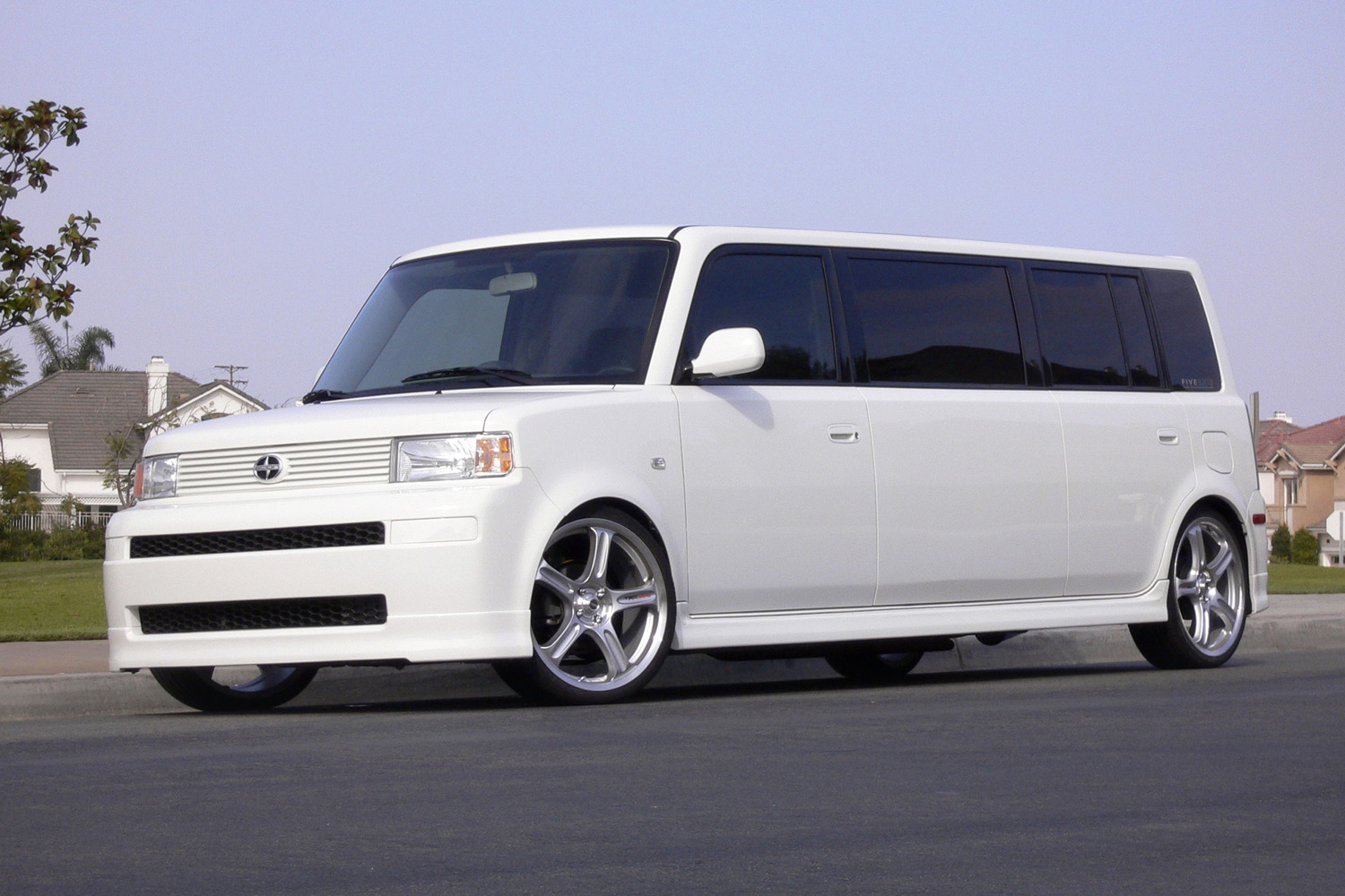 Scion Xb Limo Five Axis