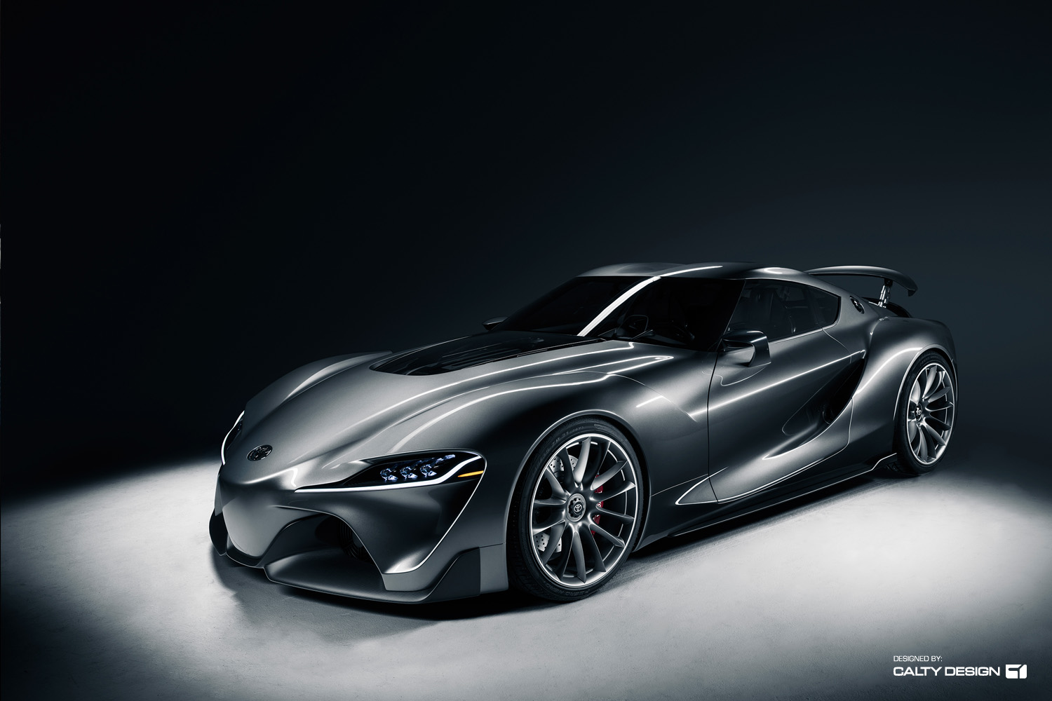 Toyota Ft 1 Graphite Five Axis