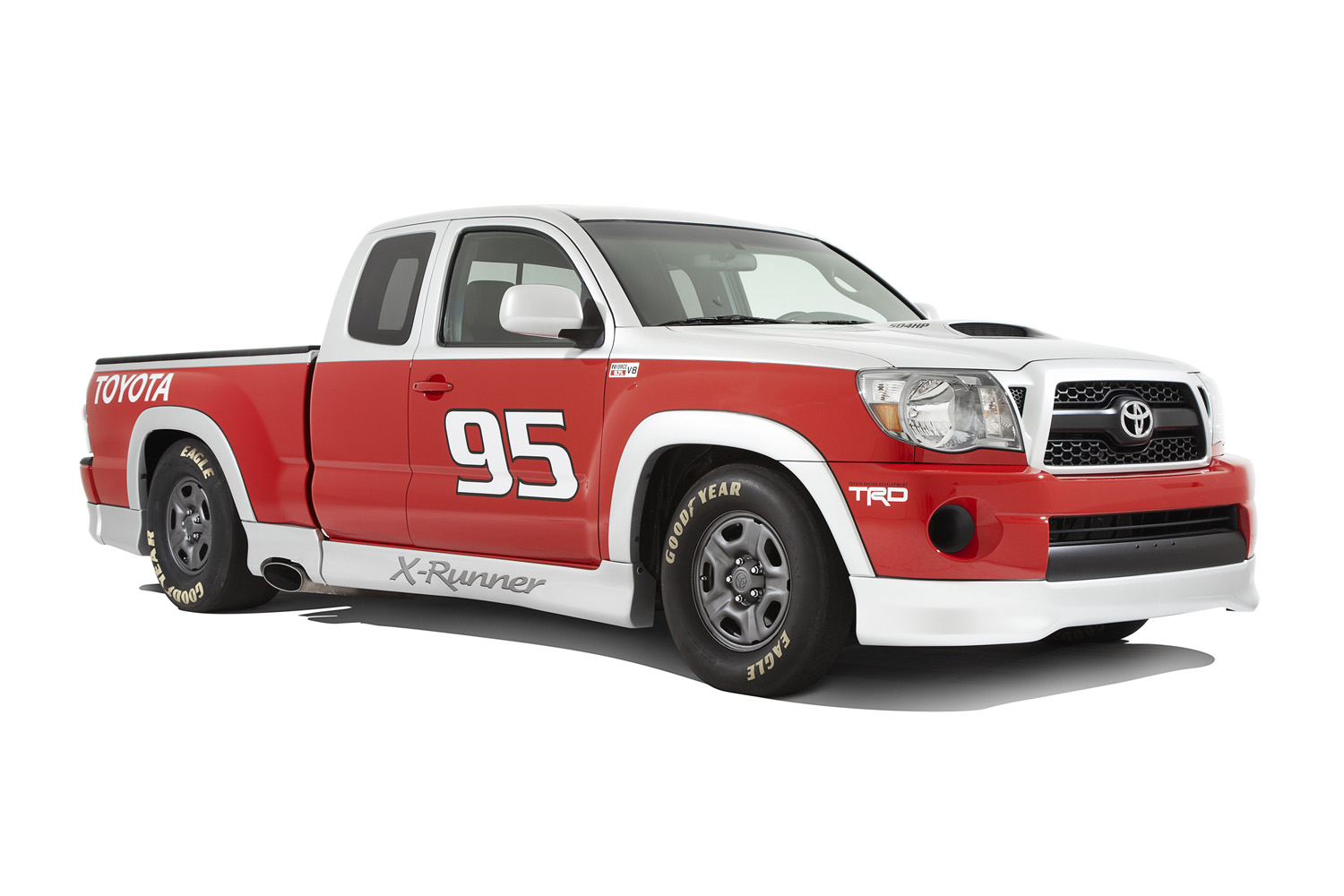 toyota tacoma x runner rtr five axis. Black Bedroom Furniture Sets. Home Design Ideas